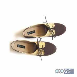 Footwear from Eindian August
