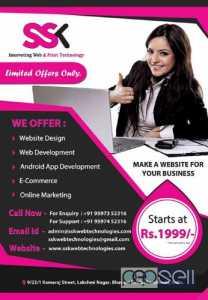 Low-Cost Web designing and web development services