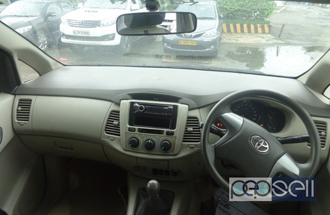 2012 INNOVA G4 WITH ALLOY WHEELS & TOUCH SCREEN STERIO