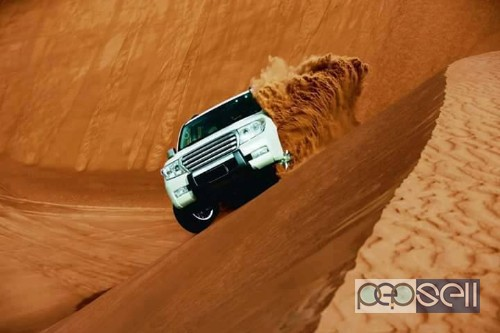 best safari everyday and for vip people with good offer Dubai 0