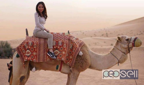 best safari everyday and for vip people with good offer Dubai 1