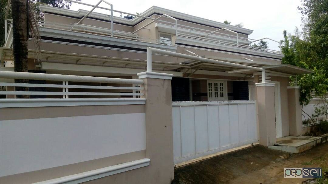 Newly constructed house near mulloorkkara for sale with furniture 0