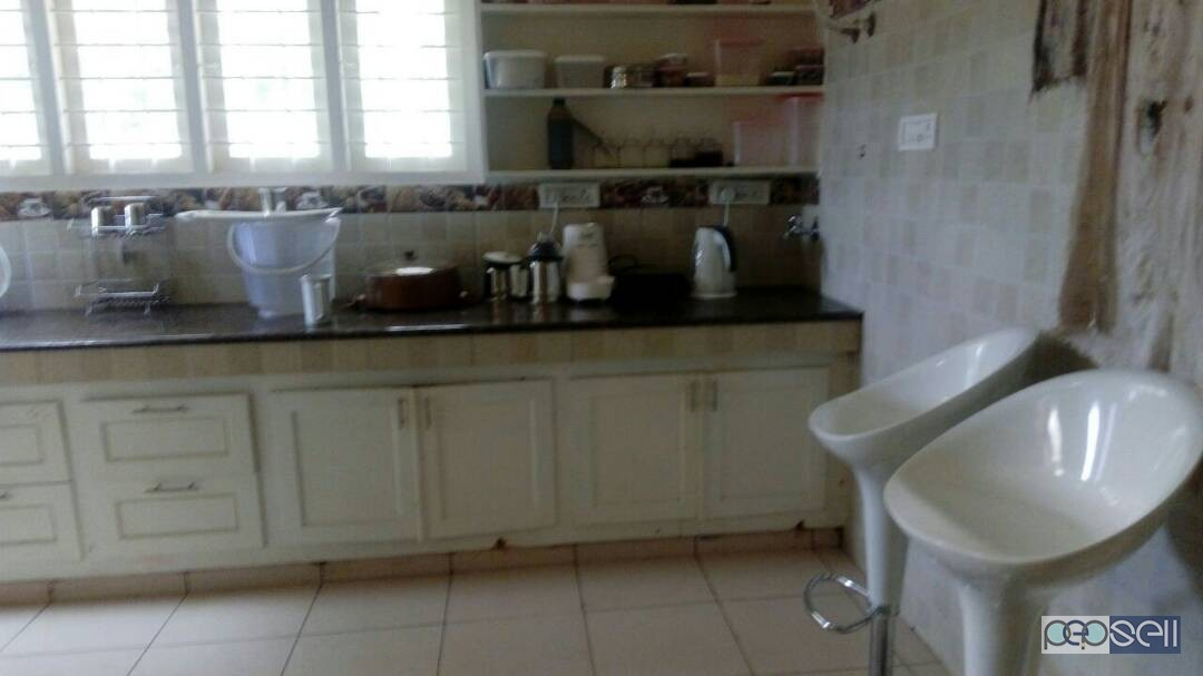 Newly constructed house near mulloorkkara for sale with furniture