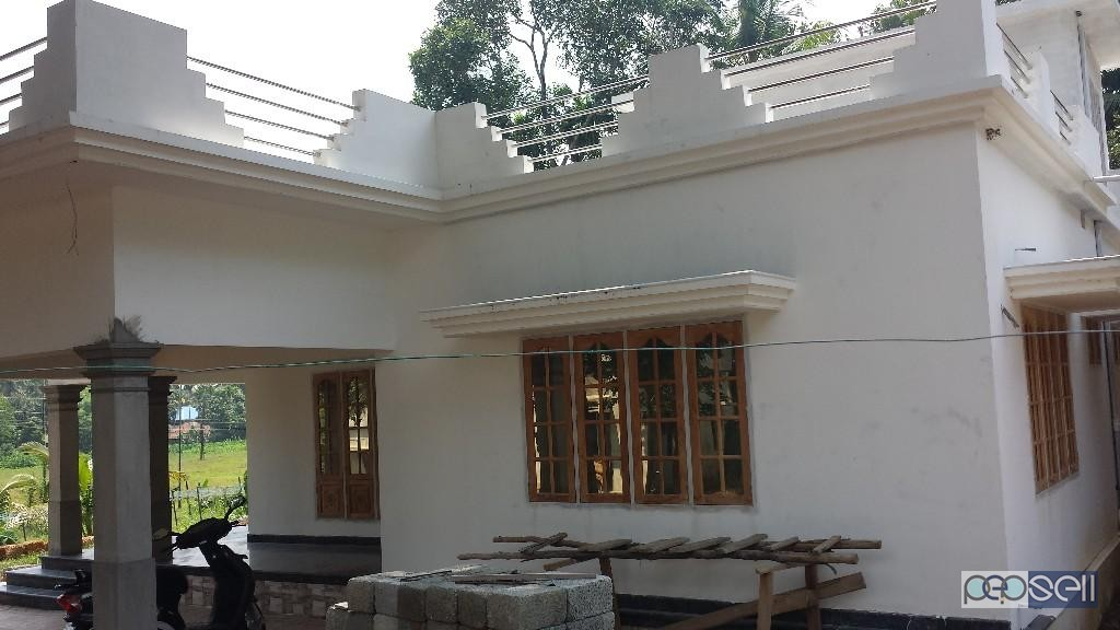 15cent plot with 2000 sq. feet newly constructed house 0