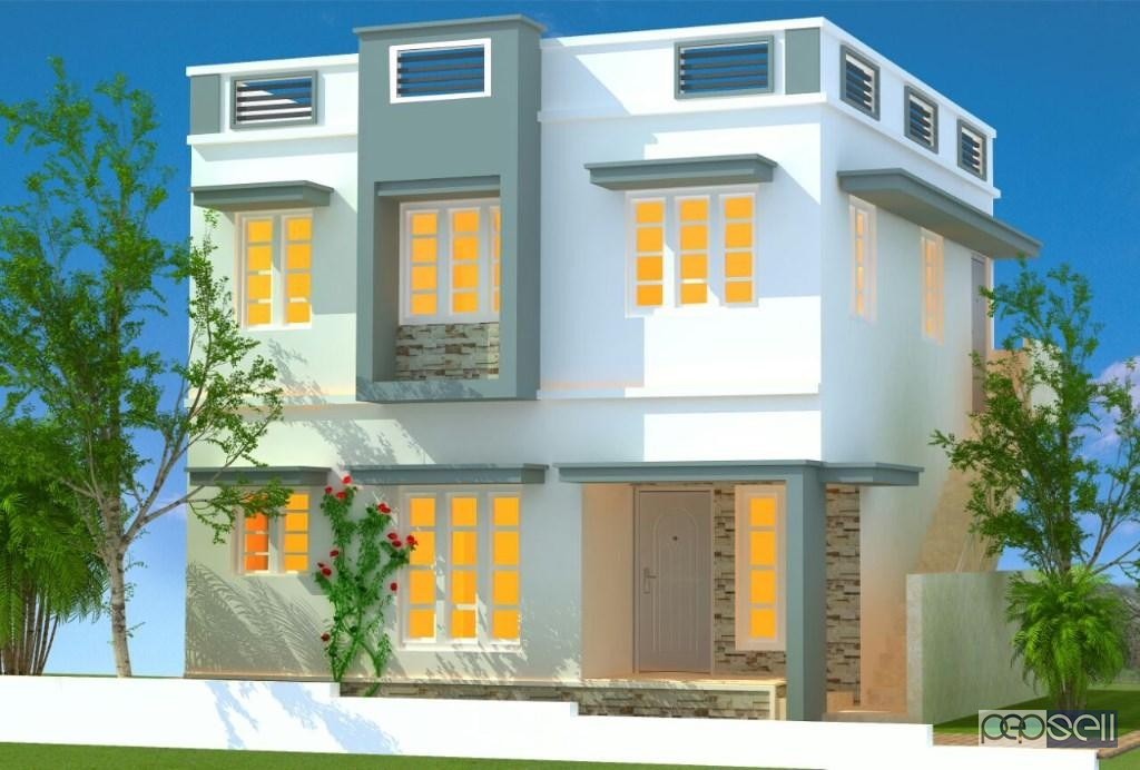 Ready to occupy House for Sale at Palluruthy
