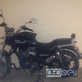 Black Royal enfield Thunderbird 350 for sale in tamilnadu 1