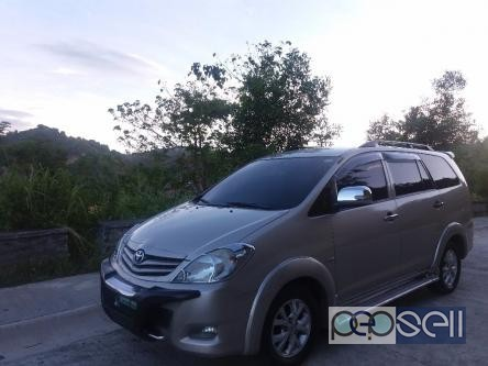 Toyotta innova for sale in Philippines