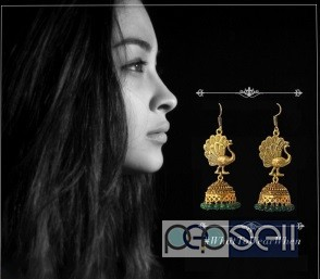 Creative designed earrings