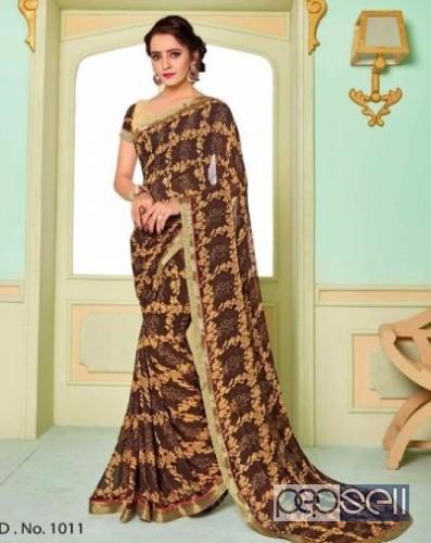 Designed Akruti sarees in Surat
