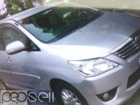 INNOVA 7 SEATER FULL OPTION