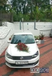 Wedding car rent for grooms and brides. All new