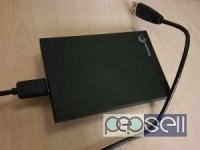 Seagate External Hard Disk