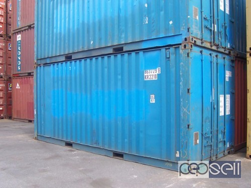 TJ Trading Agencies Used Shipping Dry Storage Sale Container