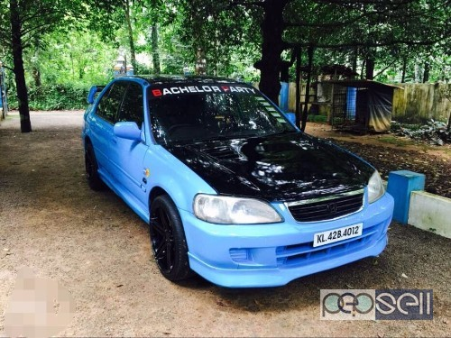 Fully Modified Honda City For Sale At Chalakudy Urgent Sale