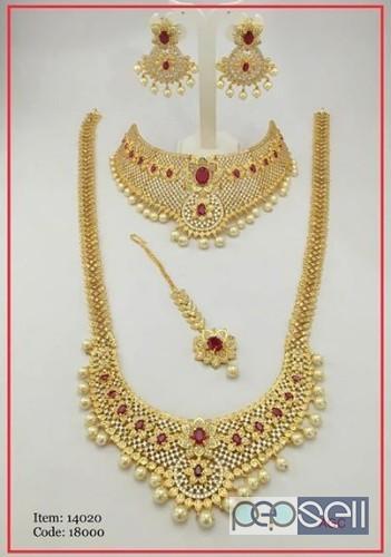 Ad semi bridal sets | Pudukkottai Cantonment free classifieds