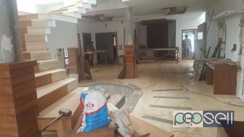 We under take building contracting works and interior designing 5