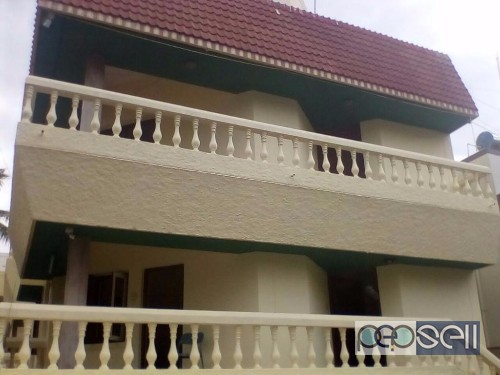 Duplex house for Lease in Rajaji Nagar Bangalore