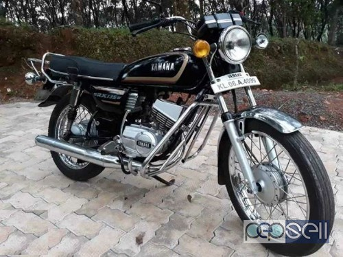 Yamaha rx 135 used bike for sale at kochi kochi free for Yamaha rx115 motorcycle for sale