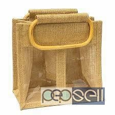Jute/Cotton/Canvas Bags 1