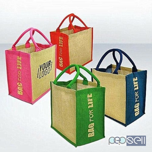 Jute/Cotton/Canvas Bags 2