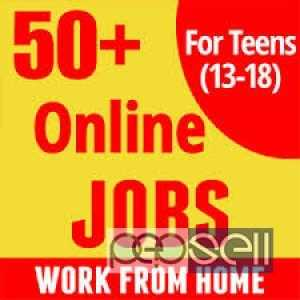 Govt Reg Part Time Jobs - Work From Home - 83000-60505