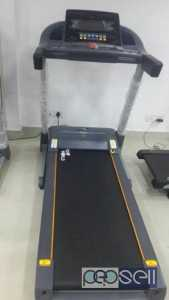 TREADMILL FOR HOME USE ONLY