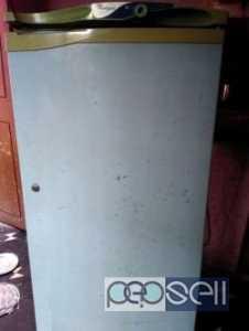Whirlpool 215L deluxe refrigerator (Light blue)