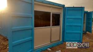 TJ Trading Agencies Shipping fabrication containers For Sale