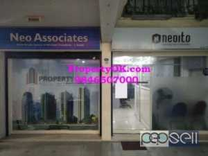 600 Sqft Commercial Space for Rent in M.G. Road, Trivandrum