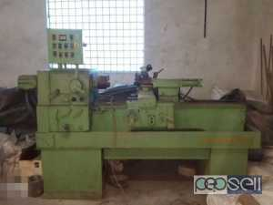Automatic copy lathe at Muringoor Chalakudy