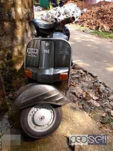 Full condition Bajaj chetak for sale at Chalakudy