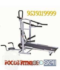 Focus Fitness Multi Function Treadmill for sale at Chalakudy