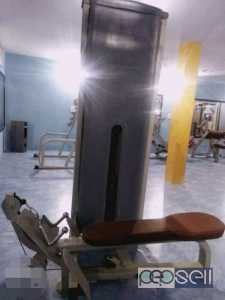 Full Commercial Gym setup for  sale at Chalakudy