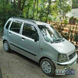 2004 model Wagon R  for sale at Vaikom
