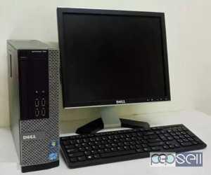 Dell Computer for sale. Slim DELL - CORE i5 - 3.2 GHz - 500GB HDD - 2GB DDR-3 - Dell LCD