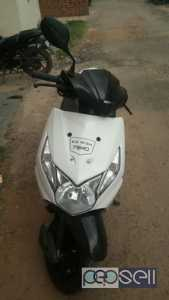 Honda Dio 2007 model at Banglore