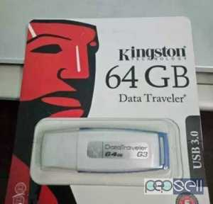 64 GB Unboxed Kingston Pendrive