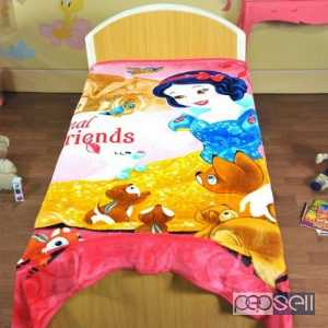 Signature Disney blankets for kids