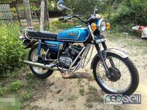 Yamaha RX100 for sale at Payyannur Kannur