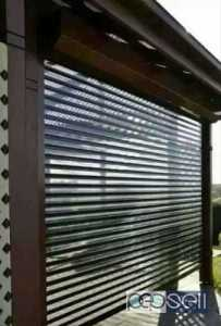 Automatic Rolling Shutters for sale at Payyannur Kannur
