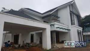 We under take building contracting works and interior designing