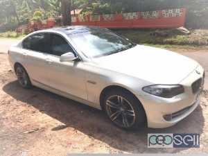 BMW 520D for sale at Goa