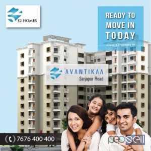 Affordable Apartments for sale Sarjapur Road Bangalore