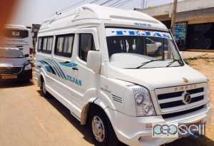 Tempo Traveller Rental Services in Whitefield, Bangalore