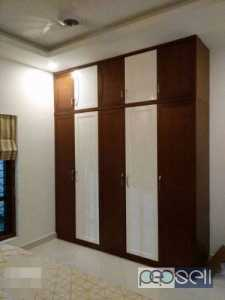 Wardrobe and cupboards for sale at Kottayam