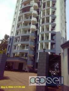 2 bhk fully furnished flat for rent near SBI bank  in panampillynagar cochin