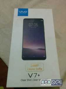 1 month old , Vivo V7 plus for sale