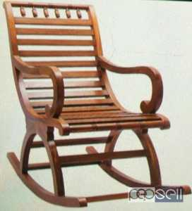 Wooden Easy/Rocking Chair / relax chair