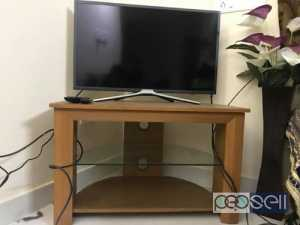 TV table - wooden for sale
