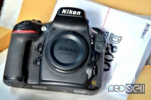 Nikon D800 FX BODY Only with box and all accessories at Chennai